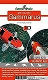 Gammarus Naturfutter - Schildkrötenfutter und Koifutter im 10 Liter Standbeutel