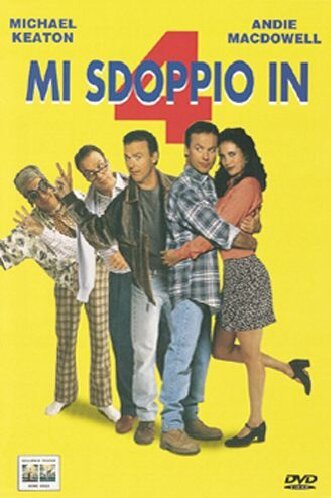 Mi sdoppio in 4 [IT Import]