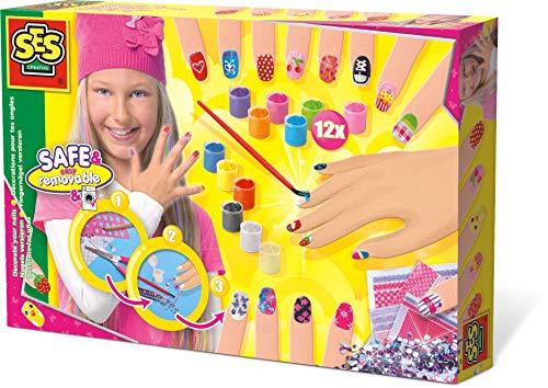SES Creative - 14975 - Décorations pour tes ongles