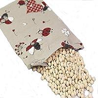 Kissen mit abnehmbarem und waschbarem Kirschkernkissen für Bauchschmerzen, Stomakschmerzen 32x19x2cm Coccinelle... preisvergleich bei billige-tabletten.eu