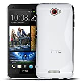 HTC One S Silikon Hülle Case in Transparent Cover One S