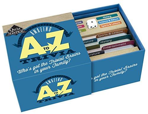 """Cheatwell Juegos 04310 """"quizmaster a – Z"""""""
