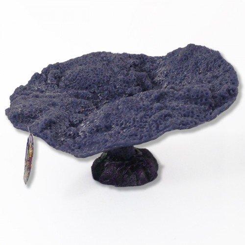 Natürliche Farbe Aquarium Fisch Tank Marine Reef Künstliche Violett Tisch Coral Reef SPS Dekoration (Coral Tisch)