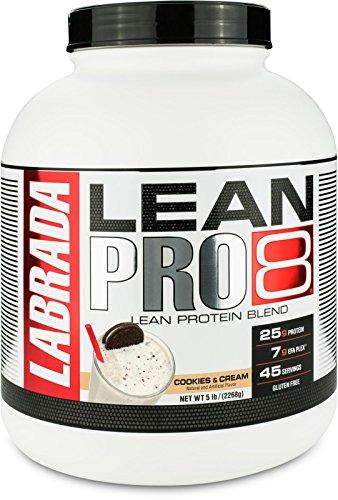 Lean pro8, cookies & cream - 2268g
