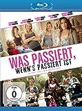 DVD Cover 'Was passiert, wenn's passiert ist [Blu-ray]