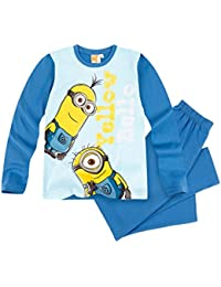 Minions Despicable Me Chicos Pijama 2016 Collection - Azul