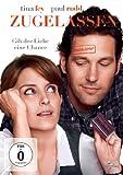DVD Cover 'Zugelassen - Gib der Liebe eine Chance