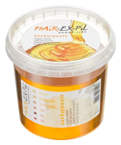 Cire au sucre 32 - Effet adhésif - Pot de 800gr