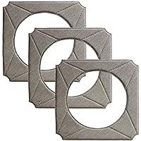 reyee Kit 3pièces accessoires pour Ecovacs WINBOT 950Robot Aspirateur W950