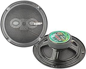"5 Core 6"" (16cm) 2 Way Coaxial High Performance Car Speaker (Pair)"