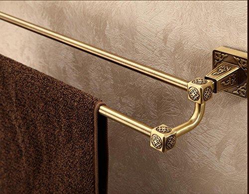 XXTT-Barra di tovagliolo di bagno minimalista stile