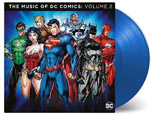 The Music of Dc Comics Vol.2 (Bl [Vinyl LP]