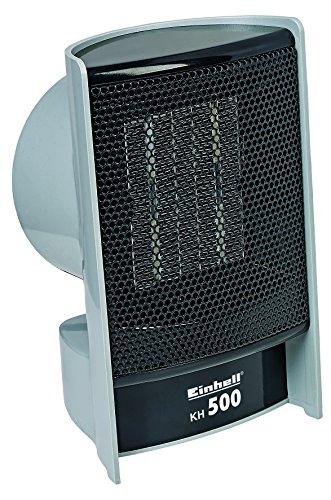 elektrisches heizgeblaese Einhell Heizlüfter KH 500 (500 Watt, PTC-Heizelement, klein und flexibel)