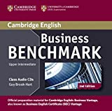 Business Benchmark Upper Intermediate Business Vantage Class Audio CDs (2) (Cambridge English)