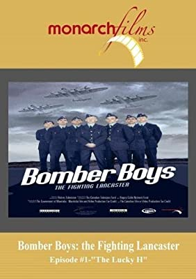 Bomber Boys: the Fighting Lancaster Episode #1-The Lucky H by Daniel Crowe