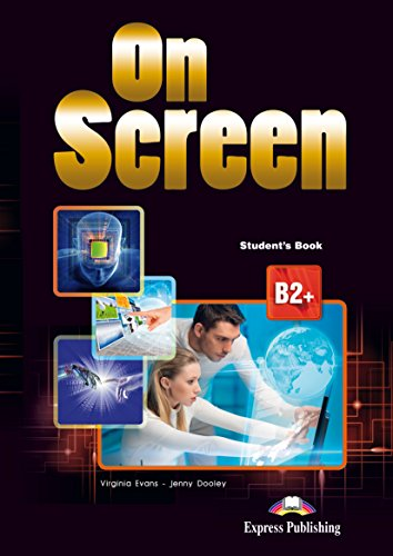 On Screen B2+ Student's Book (with iebook)