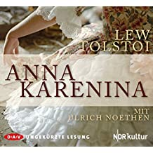 Anna Karenina (Inkl.29 CDs, 1 MP3-DVD)