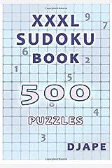 XXXL Sudoku book Taschenbuch
