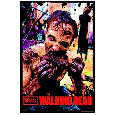 THE WALKING DEAD Blacklight Poster (58,42 x 88,90 cm)