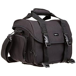AmazonBasics DSLR Gadget Messenger Bag