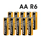 Shop Story–Pack de 10pilas alcalinas Duracell Industrial tipo r6-aa