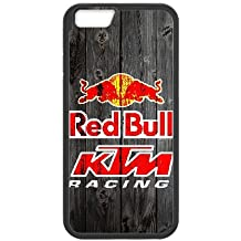 iPhone 6 6s 4.7 Inch Cell Phone Case Black Ktm Racing Logo Custom Case Cover QW8I555738