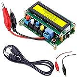 Youmile LC100-A Induttanza LC100-A Meter digitale LCD ad alta precisione Full Function Tipo LCD Condensatore Test Mini Interfaccia USB