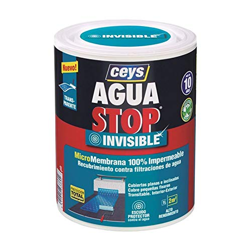 Ceys Aguastop Invisible - Micromembrana transparente