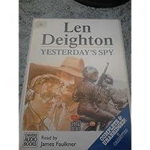 Yesterday's Spy: Complete & Unabridged