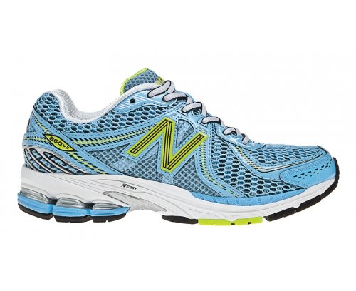 New Balance  Running 860,  Unisex-Erwachsene Sneakers Blau