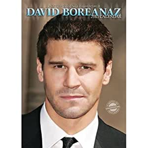 David Boreanaz - Calendar 2013 David Boreanaz
