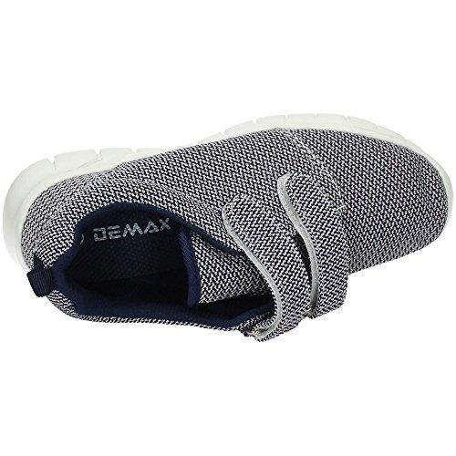 DEMAX , Chaussures de sport garçon Bleu Marine