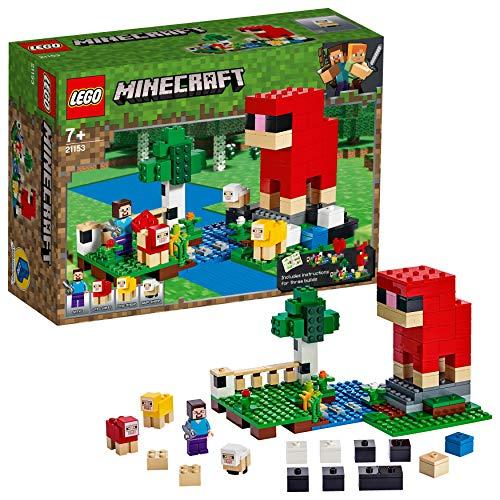LEGOMinecraft21153 - Die Schaffarm, Bauset -