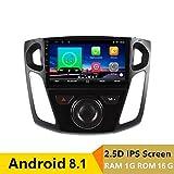 22,9 cm Android 8.1 Auto DVD Multimedia Player GPS für Ford Focus 2012 2013 2014 2015 Audio Autoradio Stereo Navigator WiFi