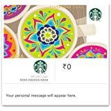 Starbucks eGift Card - India Exclusive