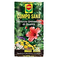 Compo Sana - Sustrato universal de calidad en paquete de 10 litros