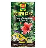 Compo Sana Blumenerde universal-Qualität 'in Stück 10lt