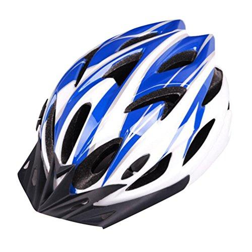Dooxii Adulto Hombres Mujeres Seguridad Bicicleta de Montaña Casco de Ciclismo Ligero Ajustable MTB Multiuso Cascos 54-62cm