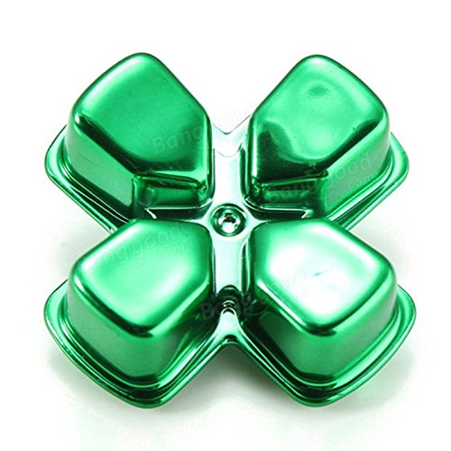 Bullet Buttons for PlayStation 4 PS4 Controller Gold (Green)