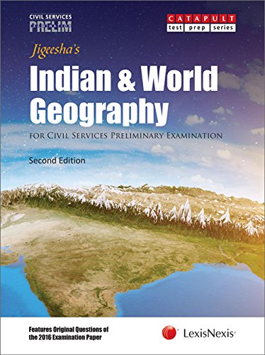 Indian & World Geography for Civil Services (Preliminary) Examinations