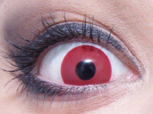Kostüme Troll Für Halloween (1 Paar Farbige Kontaktlinsen