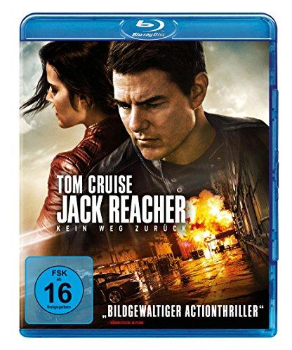 Preisvergleich Produktbild Jack Reacher: Kein Weg zurück [Blu-ray]