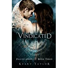 Vindicated: Fall of Angels by Keary Taylor (2011-11-08)