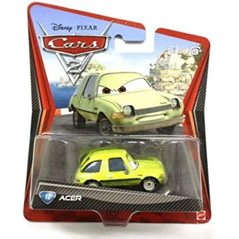 Disney Cars Mini Car / Esa ACER [Cars 2] Limited package! Movie Cars 2 public celebration! I appear soon! Parallel import goods (japan import) by