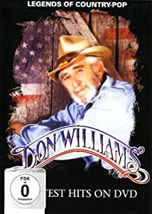 Don Williams - Greatest Hits on DVD