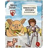 Ritter Trenk SpielFerkelchen füttern