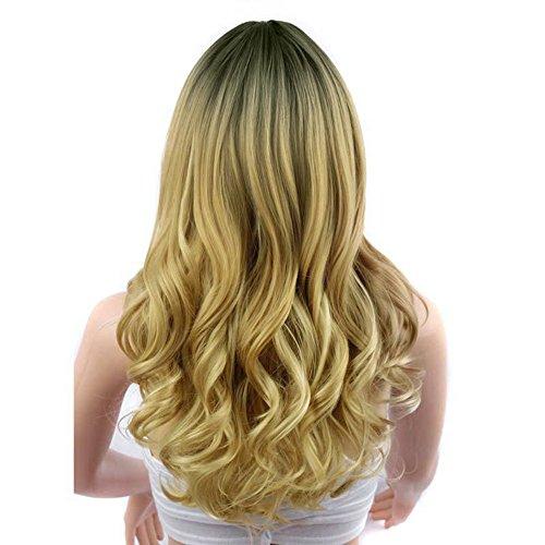 Watopi Extension Cheveux a Fil Transparent Réglable Pour Ajuster à Toutes Tailles de Tête