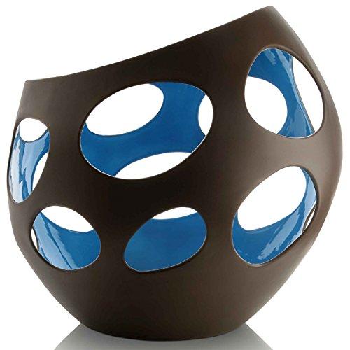 Alessi OFFICINA FM18-ZOUHRIA Große Vase Keramik. Serie begrenzt A 99nummerierten Exemplaren und 9Beweise Urheberrecht. -