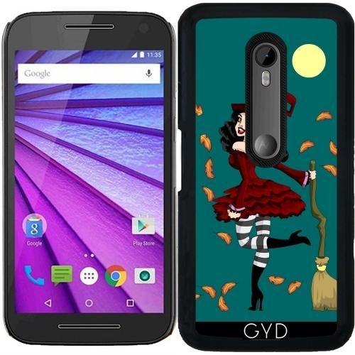 DesignedByIndependentArtists Hülle für Motorola Moto G (3 Generation) - Witched Werden! by AnishaCreations