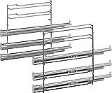 Siemens HZ638370 Backofen und Herdzubehör/Auszüge / Kochfeld/Sortimentsergänzung